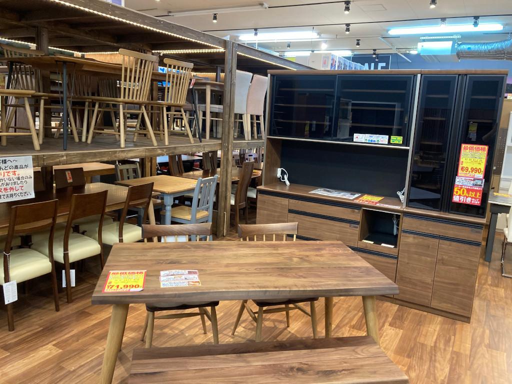 店 小山 ビッグ ウッド 家具のアウトレットショップ ビッグウッド